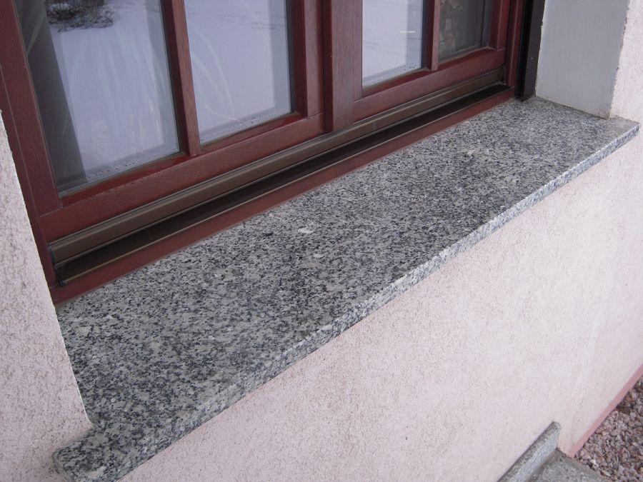 windows sill grey