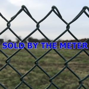 SOLD BY THE METER