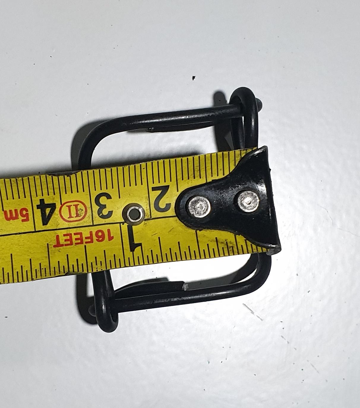 30 mm black
